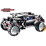 Decool branded technic car Hummer SUV construction set / 470pcs box set #3340