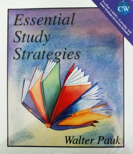 Essential Study Strategies