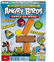 Angry Birds: Knock On Wood Game