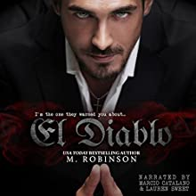 El Diablo [The Devil]: The Good Ol' Boys Spin Off Audiobook by M. Robinson Narrated by Lauren Sweet, Marcio Catalano