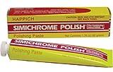 Simichrome Metal Polish 50 Gram/1.76 oz - The best soft paste polish for Chrome, Silver, Aluminium, Brass and virtually any metal-