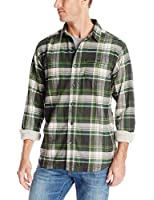 Columbia Men's Flare Gun Flannel Lined Shirt