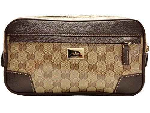 Gucci Belt Bag Fanny Pack Original GG Logo 336672