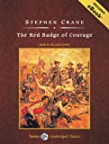The Red Badge of Courage, with eBook (Tantor Unabridged Classics)