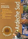 echange, troc Fred Allaria - Ardèche Sud : Balades faciles en Ardèche Sud