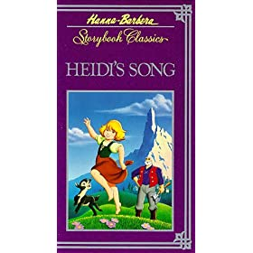 Heidi's Song [VHS] [Import]