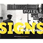 Walker Evans: Signs (Getty Trust Publications, J. Paul Getty Museum) book cover