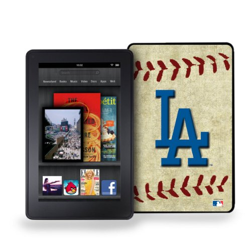 MLB Los Angeles Dodgers Kindle Fire Vintage Baseball Cover at Amazon.com