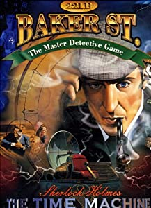 221 B Baker St. The Master Detective Game Sherlock Holmes - The Time Machine