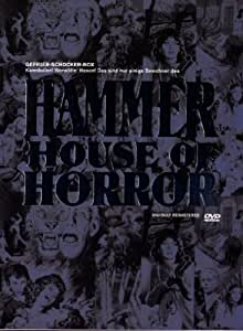 Gefrier-Schocker-Box: Hammer House of Horror (4 DVDs)