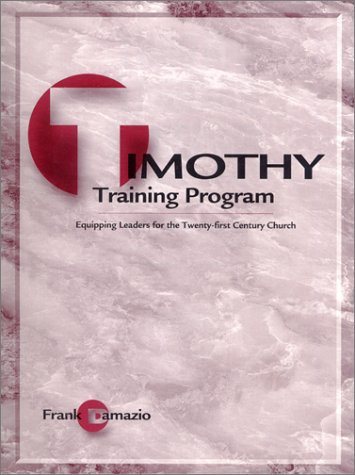 Timothy Training Program-Teacher Edition (Timothy Training Program compare prices)