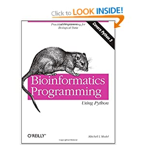 Bioinformatics Programming Using Python