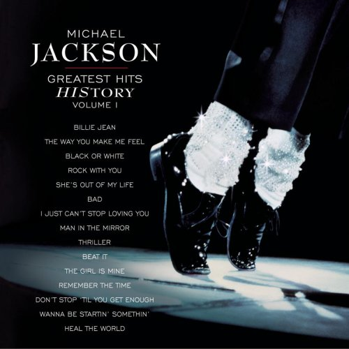 Michael Jackson - Michael Jackson - Vol. 1-Greatest Hits History - Zortam Music