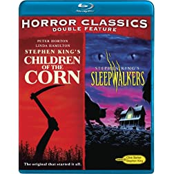 Blu-Ray Double Feature: Stephen King (Children of the Corn / Sleepwalkers)