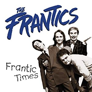 "Cover of ""Frantic Times"""