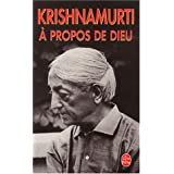  propos de Dieupar Jiddu Krishnamurti