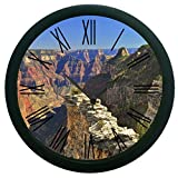 meSleep Nature Wall Clock (With Glass)
