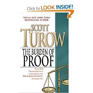 The Burden of Proof - Scott Turow