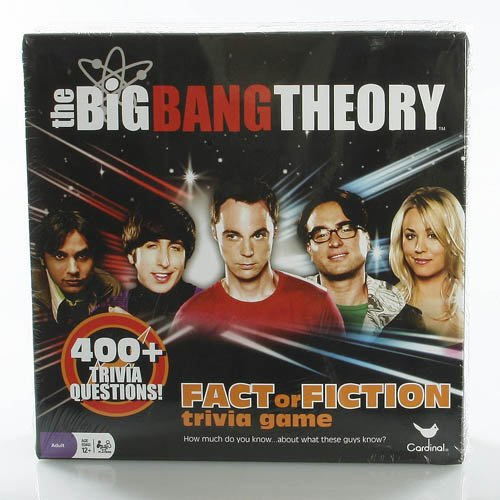 the big bang theory games