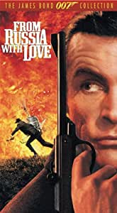 From Russia With Love [VHS]