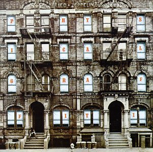 Original album cover of Physical Graffiti by Led Zeppelin