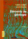 echange, troc Charles Pomerol, Yves Lagabrielle, Maurice Renard - Éléments de géologie