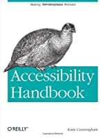 The Accessibility Handbook Front Cover