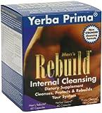 Yerba Prima Men?s Rebuild? Internal Cleansing System Box, 60 Capsules