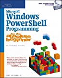 img - for Microsoft Windows PowerShell Programming for the Absolute Beginner book / textbook / text book