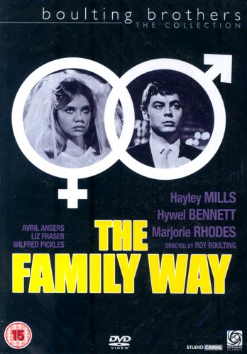 The Family Way (Boulting Brothers Collection) [DVD]
