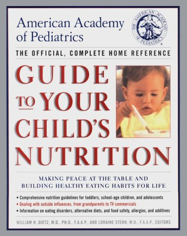 BABY FEEDING GUIDELINES CHART