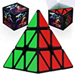 Dreampark Pyraminx Pyramid Speed Cube...