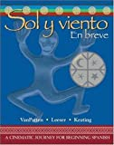 img - for Sol y viento: En breve book / textbook / text book