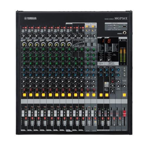 Yamaha MGP16X 16-Channel Mixer (Mixer Yamaha compare prices)