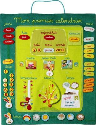 Mon premier calendrier - Lilliputiens