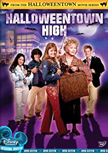 Halloweentown High by Buena Vista Home Entertainment / Disney