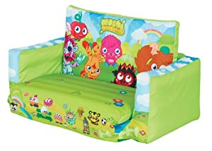 Moshi Tween Inflatable Flip Out Sofa