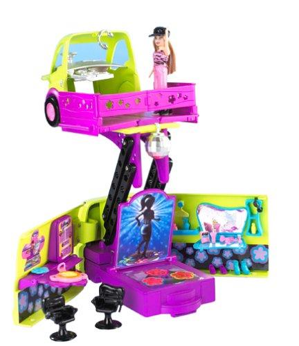 Polly Pocket! Club Groove Par-Tay Bus