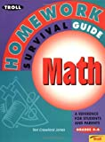 img - for Troll Math Homework Survival Guide: A Reference for Students and Parents (Grades 4-6) by Fox (1998-08-01) book / textbook / text book