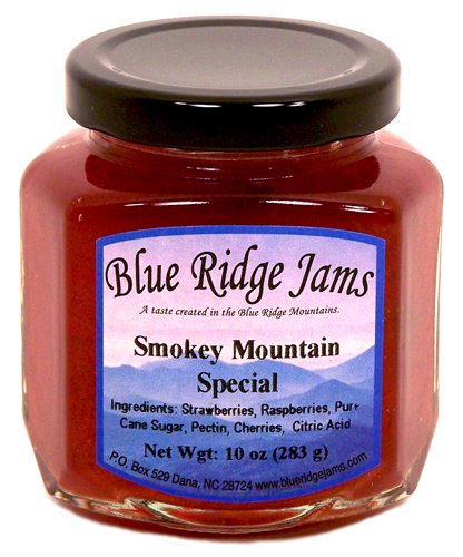 Smokey Mountain Special Preserves, Set of 3 (10