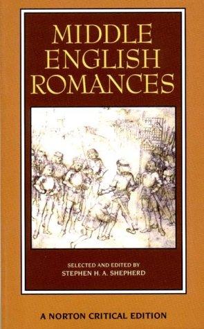 Middle English Romances (Norton Critical Editions)
