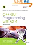 C++ GUI Programming with Qt4 (Prentice Hall Open Source Software Development)