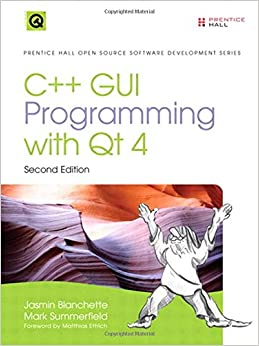 Amazon.com: C++ GUI Programming with Qt 4 (2nd Edition