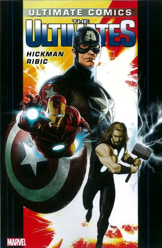 Ultimate Comics Ultimates By Hickman 01
