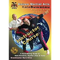 Mark Kline Kata Instructor Cours - Suwansu