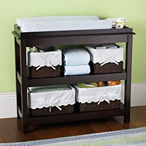 Amazon.com: Pottery Barn Kids Classic Changing Table: Baby