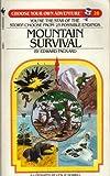 Mountain Survival (Choose Your Own Adventure: 28)