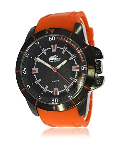 Pit Lane Uhr Pl-2002-3 orange 45 mm
