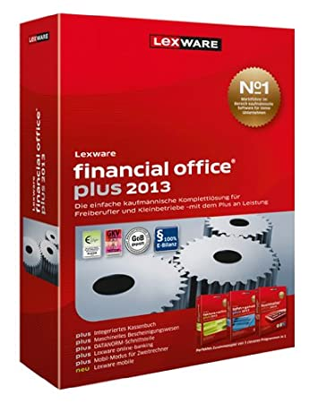 Lexware Financial Office Plus 2013 Update (Version 17.00)