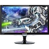 """VIEWSONIC VX2452mh 24"""" LED LCD Monitor - 16:9 - 2 ms 1920 x 1080 - Speakers - DVI - HDMI - VGA / VX2452MH /"""